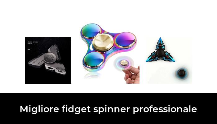 FIDGET hand SPINNER in alluminio cuscinetto in acciaio GIOCO ANTI STRESS