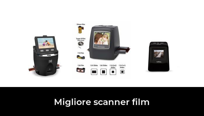 con guida negativa e coperchio compatibile con scanner Epson Perfection V100 V200 V300 V330 V350 V370 Supporto per foto da 35 mm OKLILI