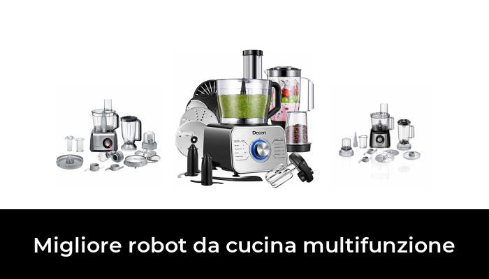 48 Migliore Robot Da Cucina Multifunzione Nel 2021 Secondo Gli Esperti