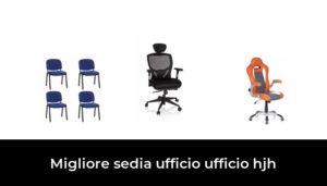 46 La migliore sedia ufficio ufficio hjh in 2021: secondo ...